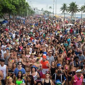 Comment choisir les meilleures soirées de rue à Rio