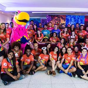 Bureau d'accueil du carnaval de Rio 2022