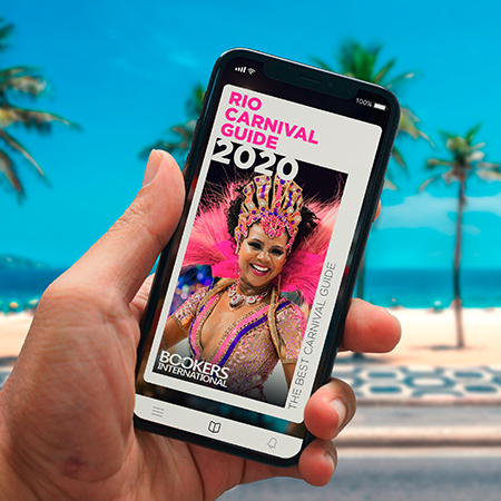 Guide gratuit du carnaval de Rio 2020