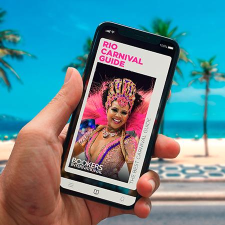 Guide gratuit du carnaval de Rio 2022