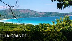 Packages in Ilha Grande - Rio de Janeiro