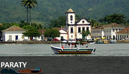 Packages in Paraty - Rio de Janeiro