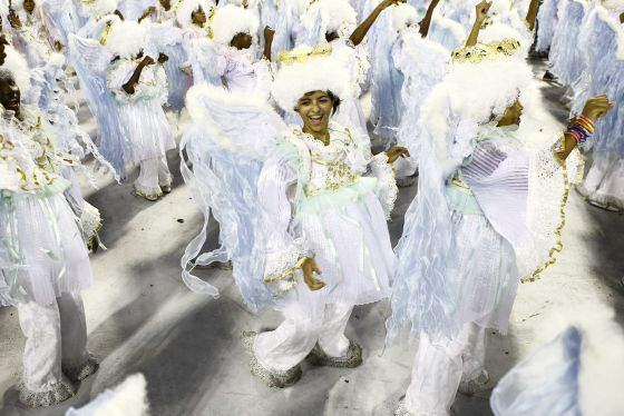 Remember Your Parading Etiquete So Your Samba School Wins in Style and Becomes the Champions.