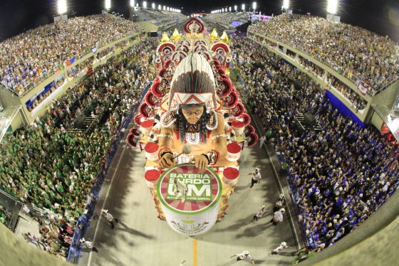 Rio Carnival Traditions Come to Life with Rio Samba Schools.