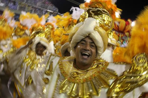 Experience the Madness First Hand at Carnival Rehearsals Where You can Learn to Samba.