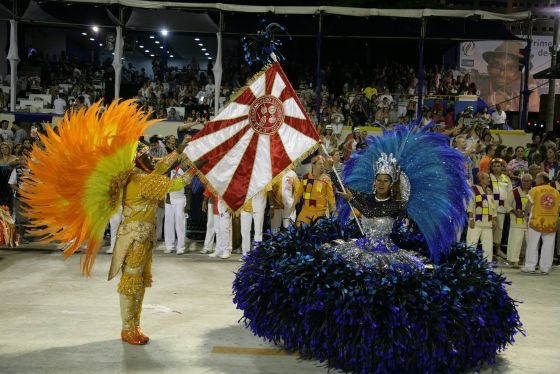 Samba Parade Elements is a Mix of the King and Queen, Songs, Flag Bearers, Dancers and Lots More!