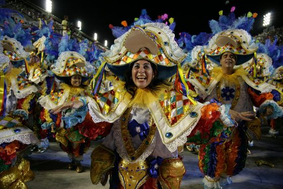 Learn the Samba Song and Dance Moves at the Rio Technical Rehearsals in Brazil!