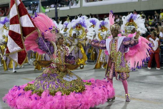 Watch the Access Group and the Childrens Parades in Rio