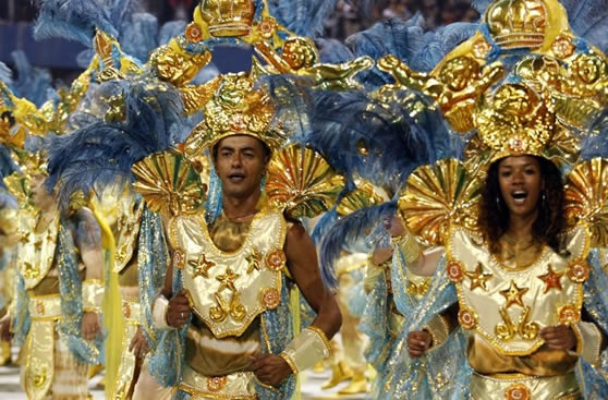Prepare Yourself for the Forthcoming San Paulo Carnival Celebration.
