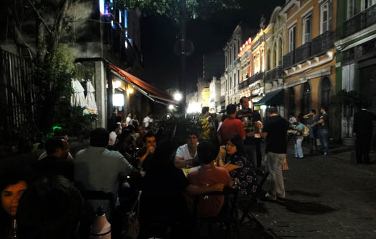 Centro - Lapa is Characterized by its Historic Spots, Samba Clubs and Cozy Taverns