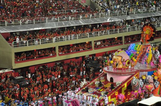 Purchase Sambadrome Tickets for an Unforgettable Experience at the Carnival of Rio de Janeiro