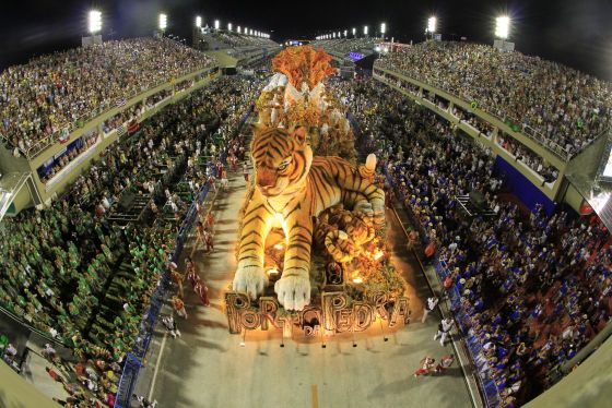 Find the Origin and Details of your Samba School's History Right Here.