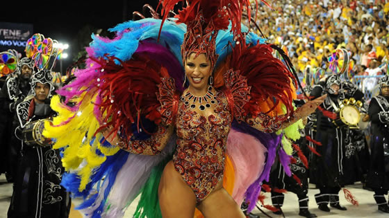 Your Costume Makes The Most Exciting Part of the Rio Carnival.