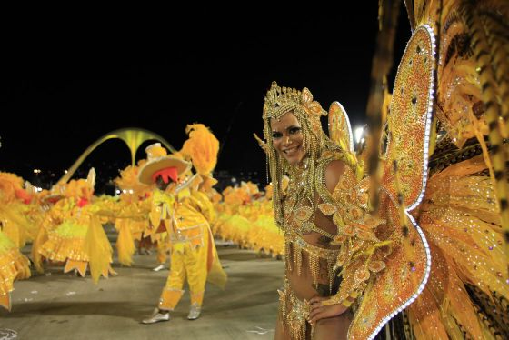 Street Parties, Samba Parades and Flashy Carnival Balls - Enjoy all That and More at Rio Carnival 2013