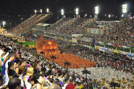 Book Your Rio Carnival Tickets for the Different Seating Options Available at the Carnival