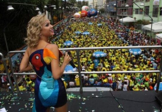 Look Forward to the Approaching Salvador Carnival.