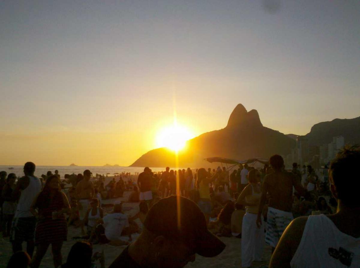 Ipanema Beach - Summer Party - Rio de Janeiro