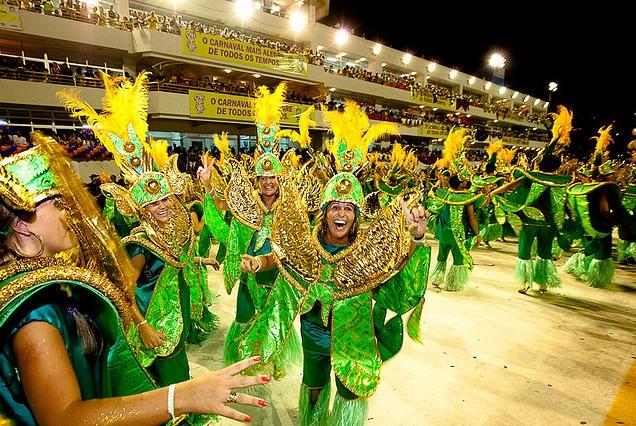Florianópolis Carnival