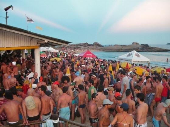 Florianópolis Street Parties
