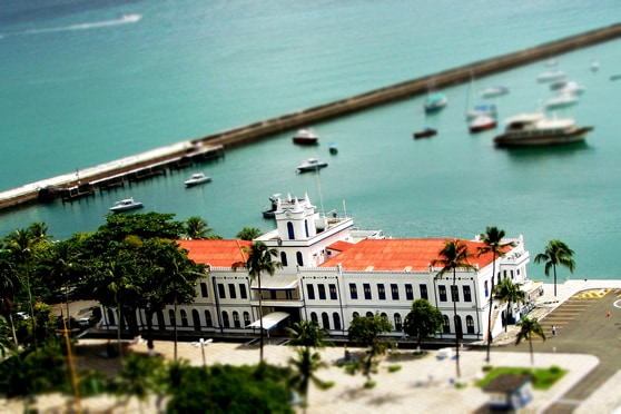 Places in Salvador da Bahia