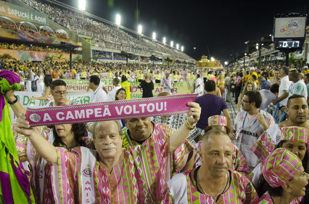 Champions Parade - Unidos da Tijuca