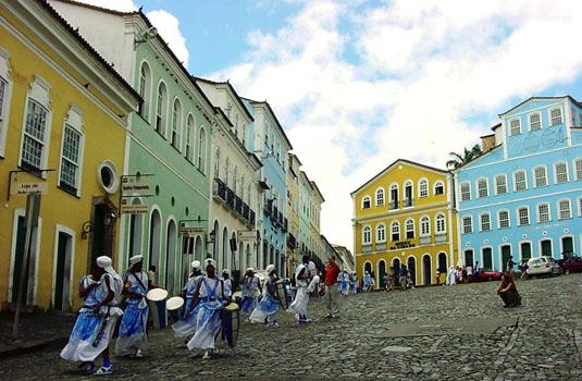 Salvador Bahia - Pelourinho