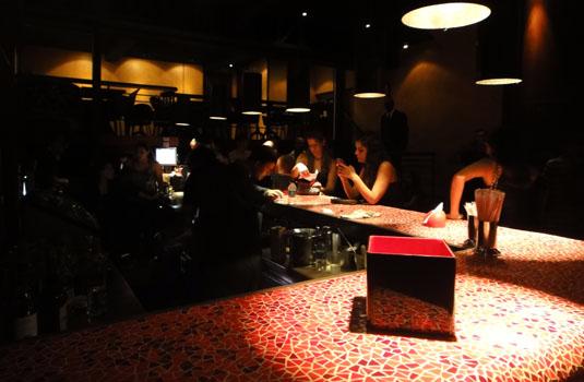 Bardot Night Club in Rio de Janeiro