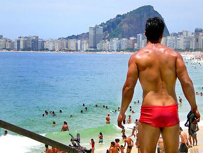 Carioca - Copacabana Beach