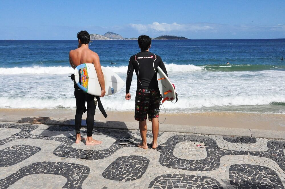 Surf and Beaches in Rio