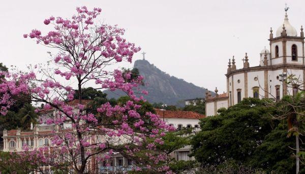 Spring in Rio de Janeiro
