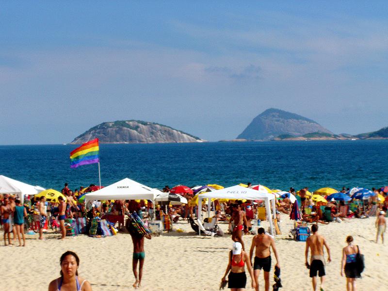 Farme de Amoedo - Ipanema Beach