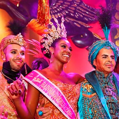 Copa Carnival Ball