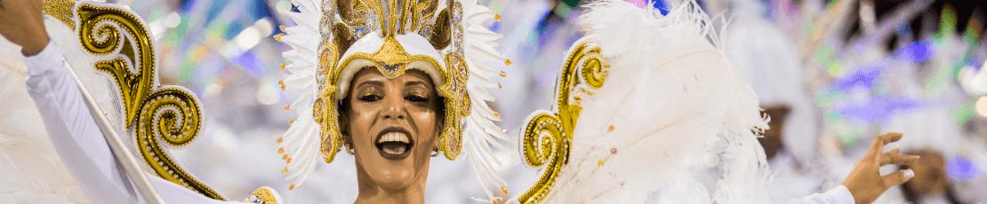 Desfile de las Escuelas de Samba del Grupo de Acceso
