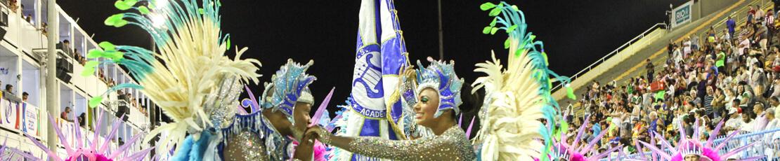 Os Desfiles das Escolas de Samba do Grupo de Acesso