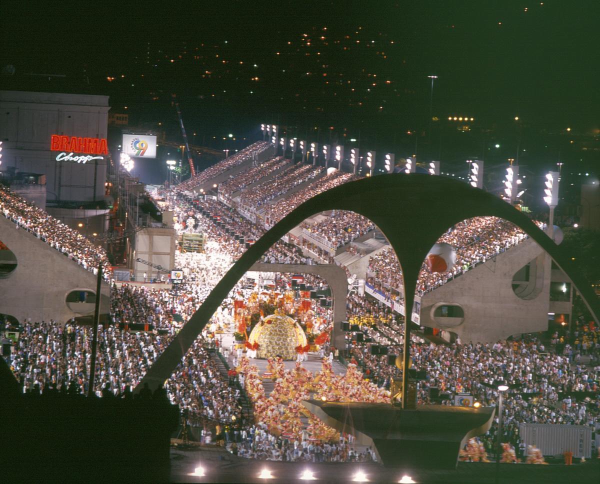 Sambadrome - Rio de Janeiro