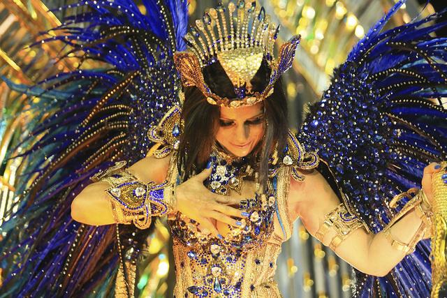 Pasión y Diversión en el Carnaval de Rio