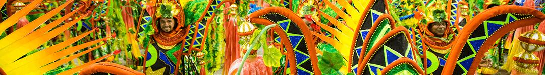 Celebração do Carnaval do Rio