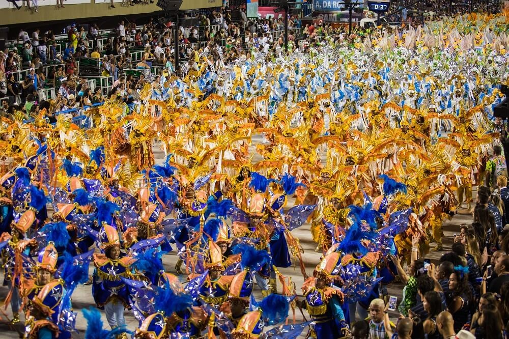 Francois Illas New Tradition: What To Expect At The Rio Carnival 2020