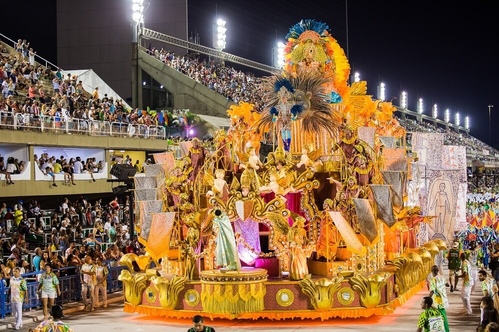 What to Expect at the Rio Carnival 2020