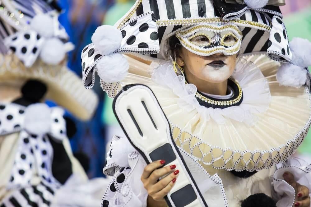 Samba Songs Are The Essence of Rio de Janeiro Carnival
