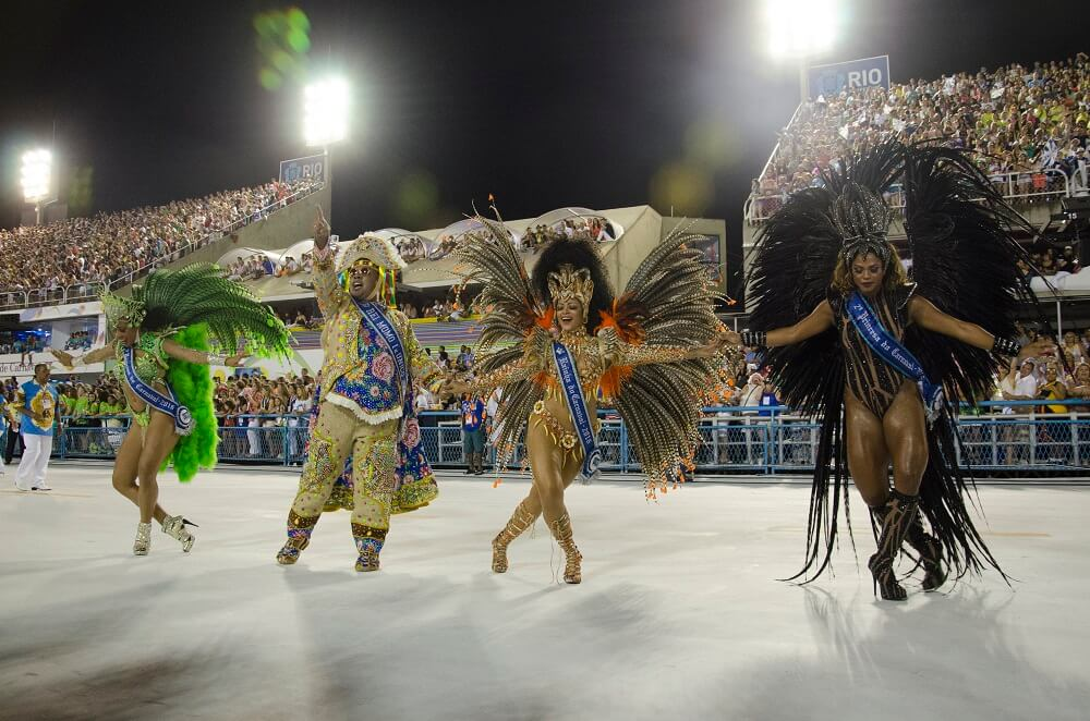 Rio Carnival History and Parade