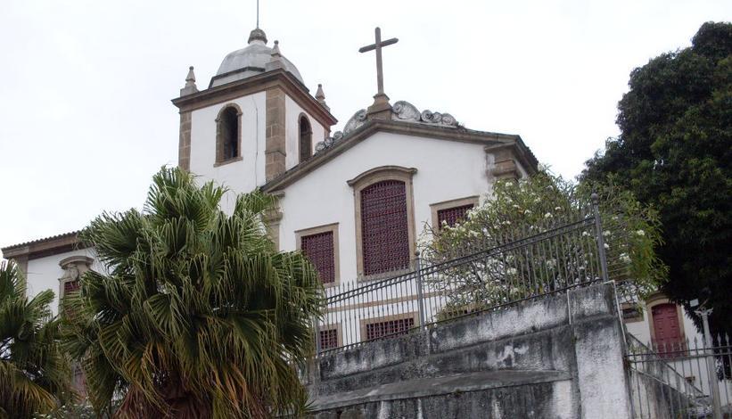 Sta Teresa Convent - Rio de Janeiro
