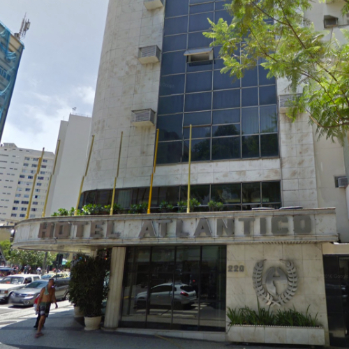 Hotel Atlantico Copacabana