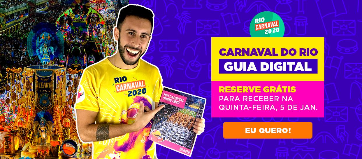 Guia de Carnaval do Rio