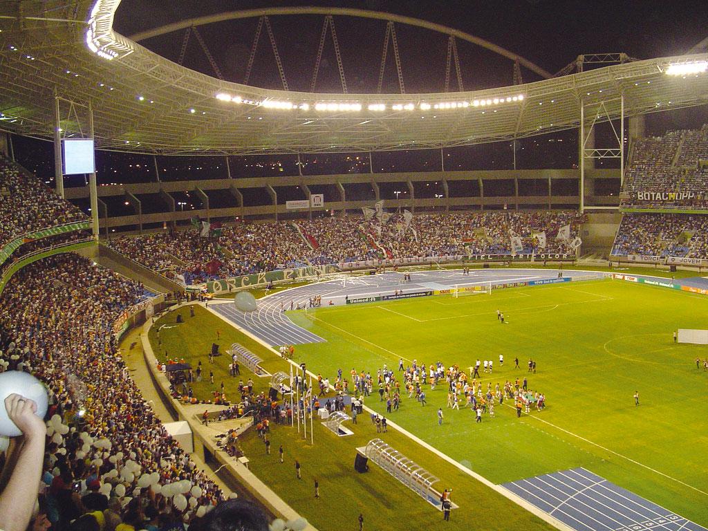 Joao Havelange Stadium - Rio de Janeiro