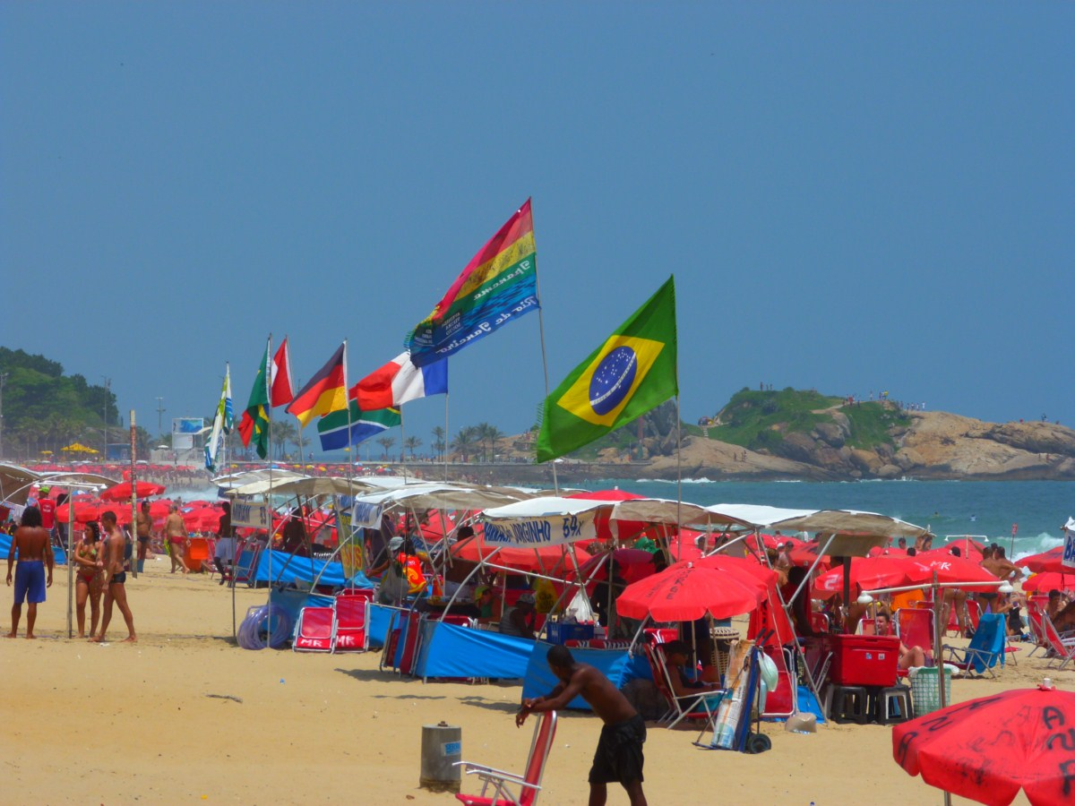 Farme - Ipanema Gay Beach