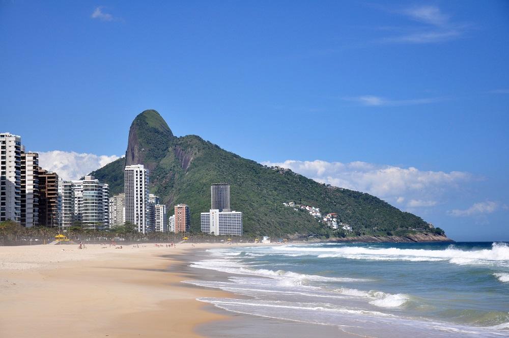 São Conrado Beach
