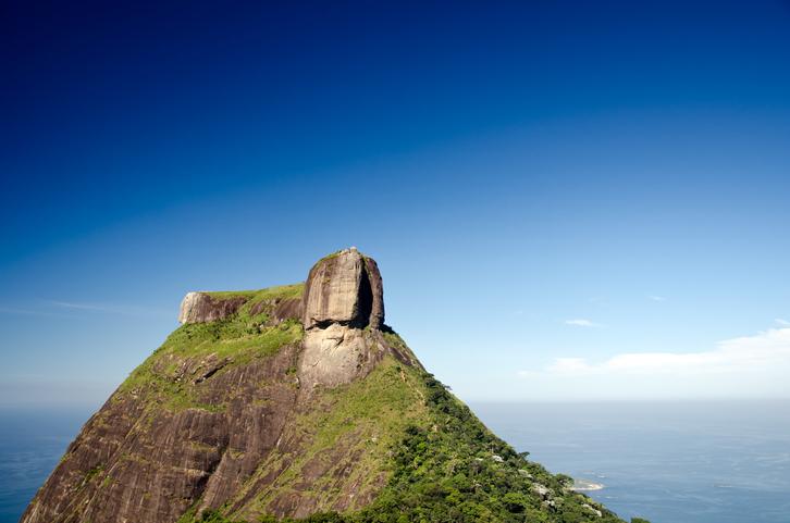 View of Pedra da Gavea