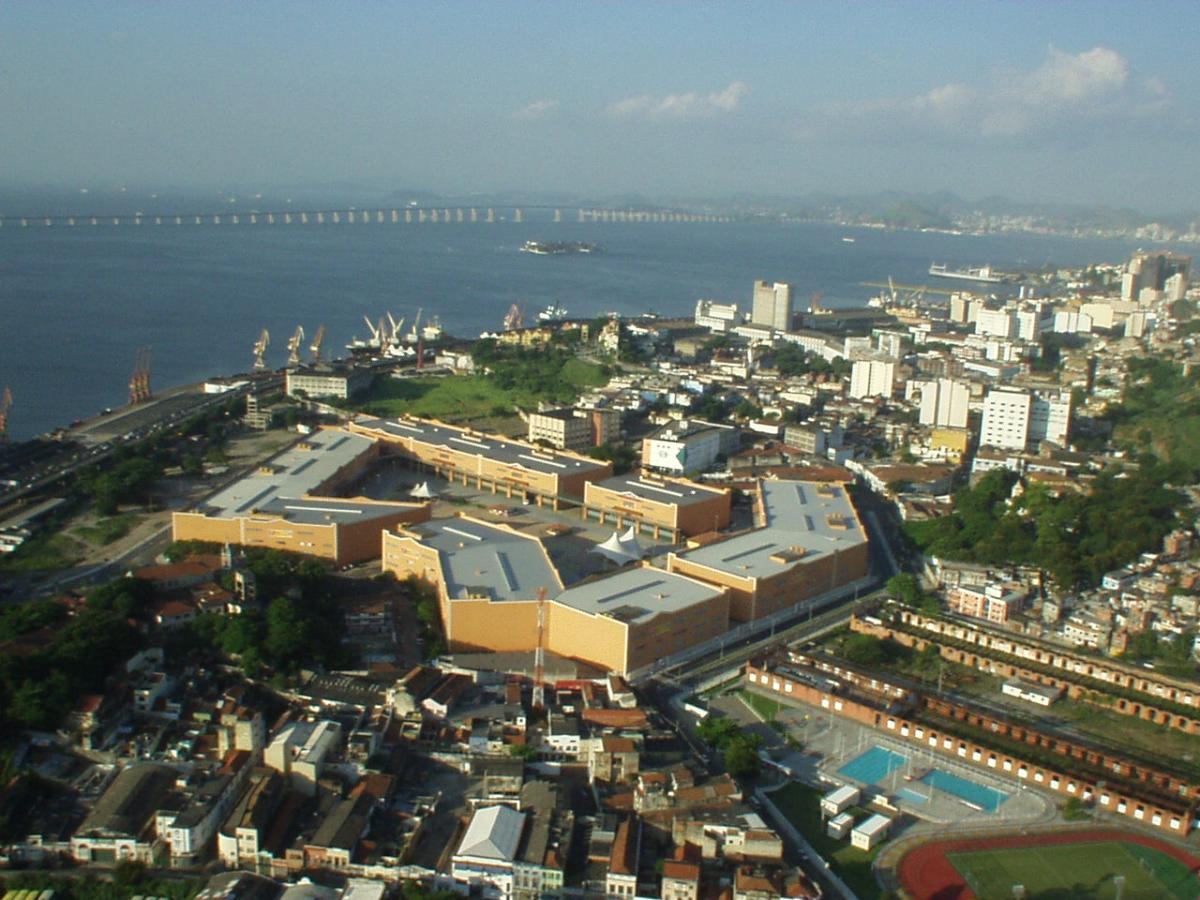 Samba City - Aerial View