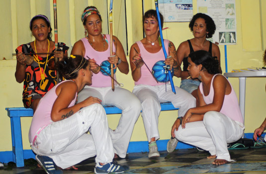 Capoeira Classes around Rio